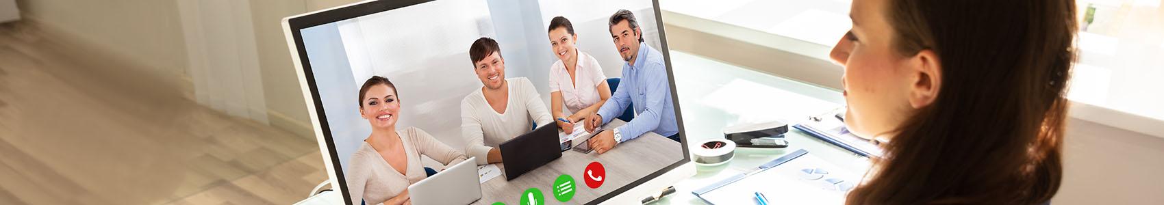 5 outils de visioconférence pour communiquer à distance